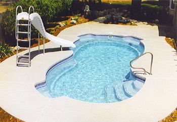 Fiberglass Pools Fiberglass Resurfacing Pool